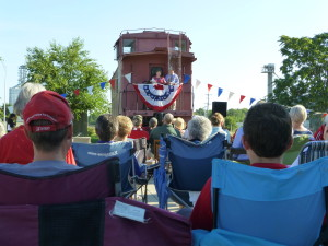 The Glorious Fourth Celebration and Breakfast is a free event for patriots of all ages!