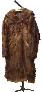 Horsehair Man's Coat