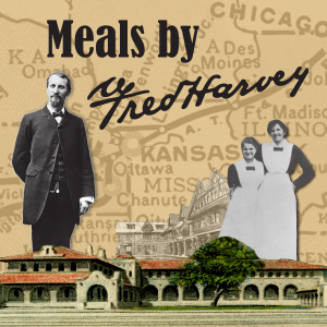 Meals by Fred Harvey Logo